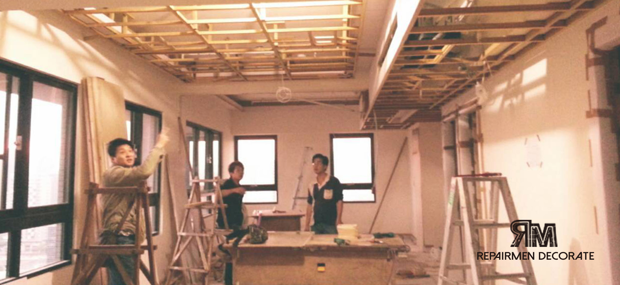 台中舊屋翻新